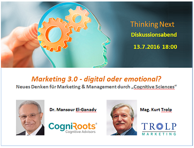 Marketing 3.0 mit CongiRoots - Präsentation